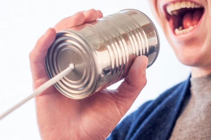 Kommunikation auf Distanz: Nur lauter oderanders?